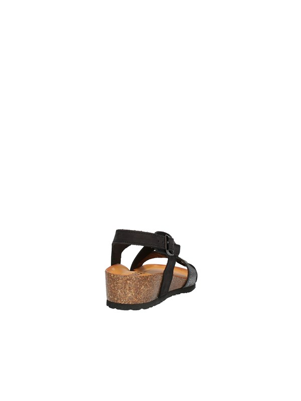 IGI&CO Sandals with wedge BLACK