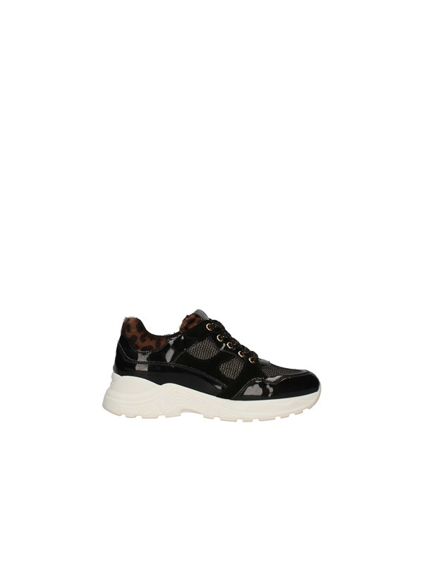 NERO GIARDINI TEENS Sneakers Low BLACK