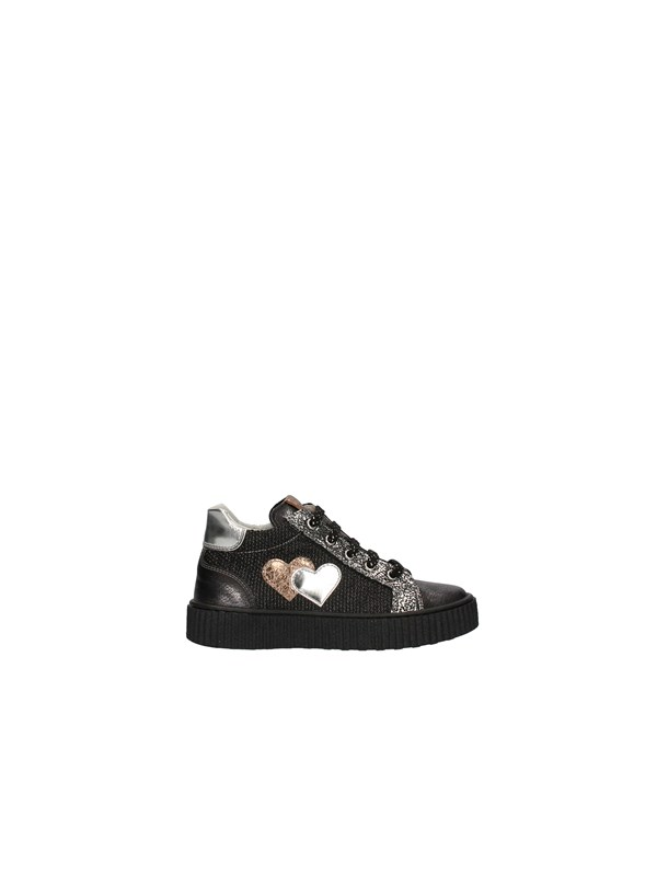 NERO GIARDINI TEENS Sneakers High BLACK