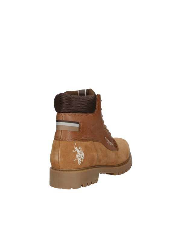 U.S POLO Boots BROWN