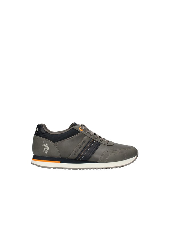 U.S POLO Sneakers Low GRAY
