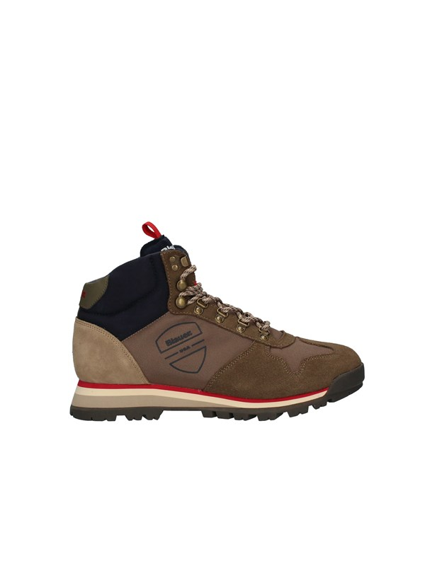 BLAUER Boots TAUPE