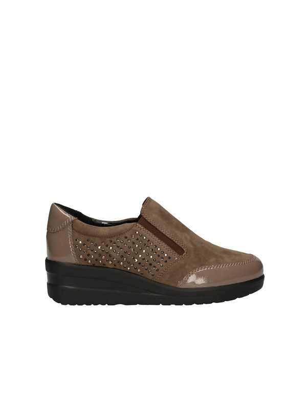 CINZIA SOFT Loafers TAUPE