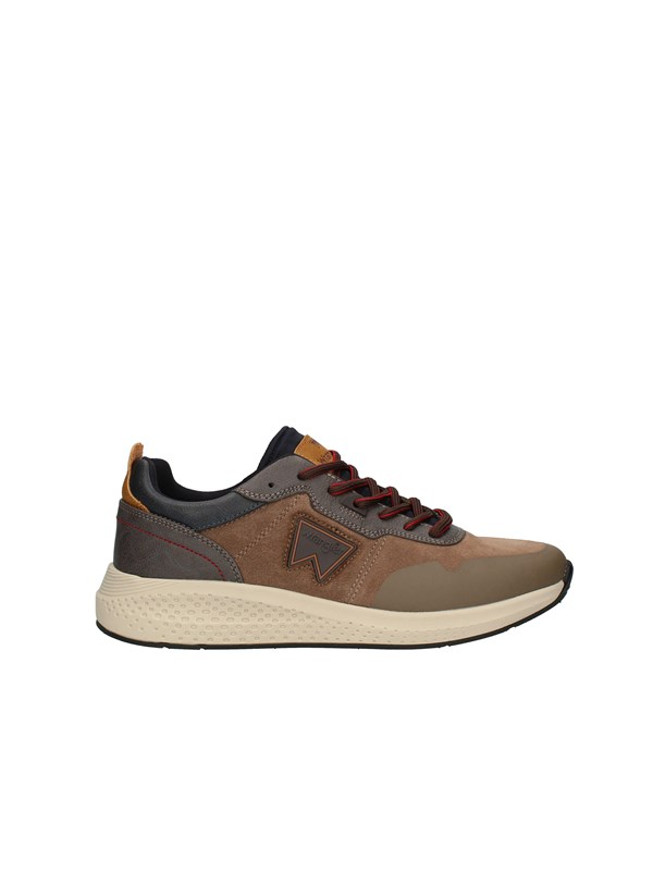 WRANGLER Sneakers Low TAUPE