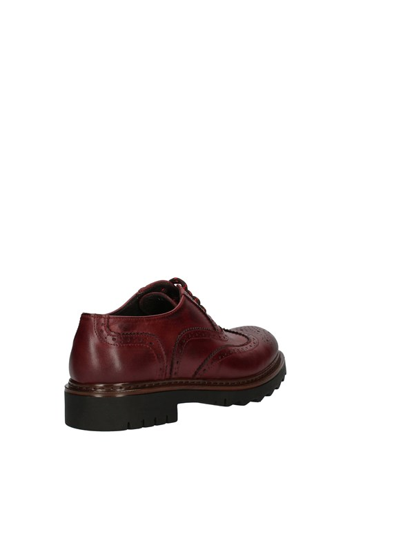 AGOSTINO DIANA Laced BORDEAUX