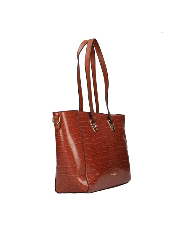 VALLEVERDE Shopping bags LEATHER