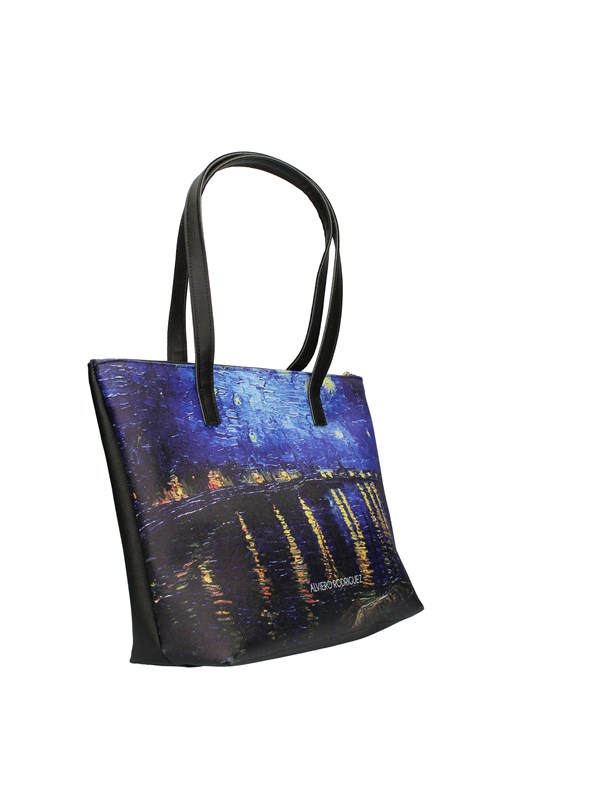 ALVIERO RODRIGUEZ Shopping bags STARRY NIGHT
