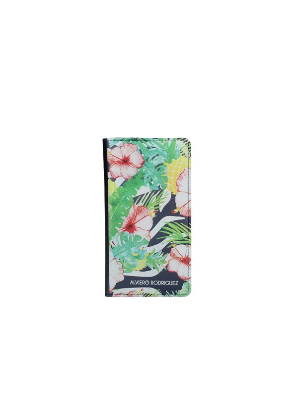 ALVIERO RODRIGUEZ Wallets BLUE JUNGLE