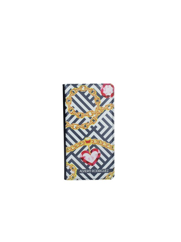 ALVIERO RODRIGUEZ Wallets BLUE PRINCESS