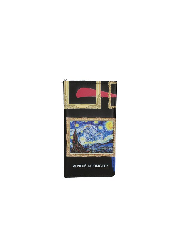 ALVIERO RODRIGUEZ Wallets FRAME STARRY NIGHT