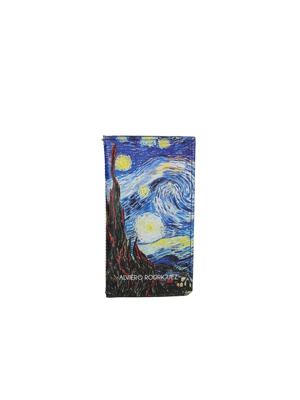 ALVIERO RODRIGUEZ Wallets STARRY NIGHT