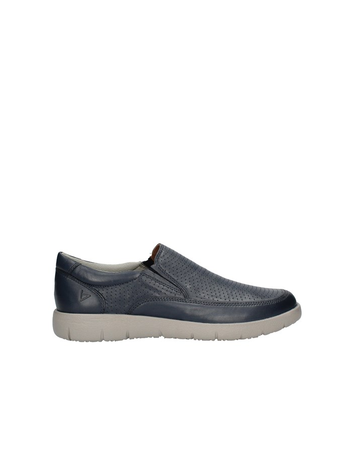 VALLEVERDE Men's Loafer BLUE