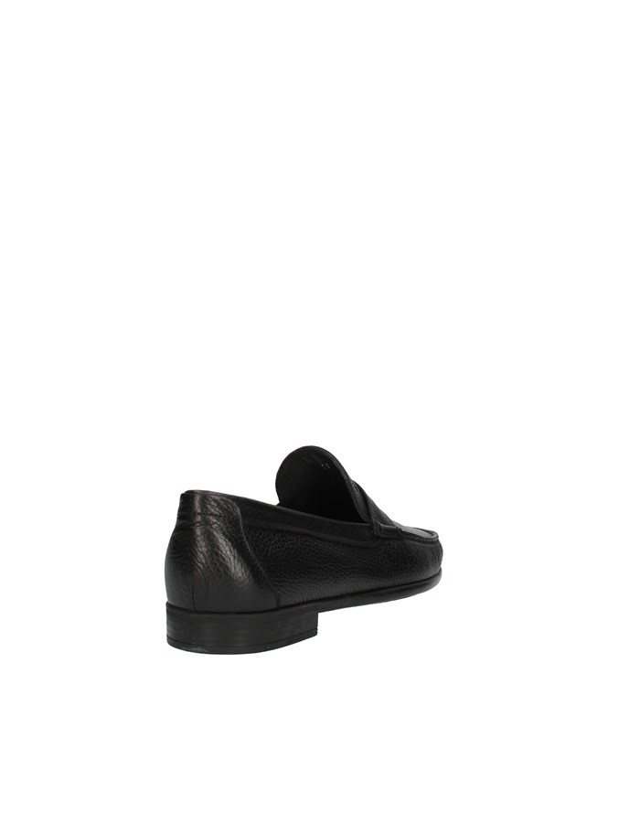 VALLEVERDE Loafers BLACK
