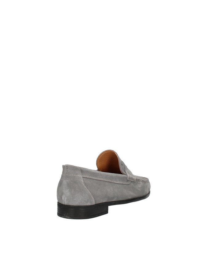 VALLEVERDE Loafers GRAY
