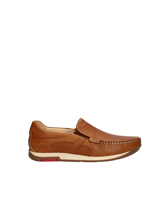 VALLEVERDE Loafers BROWN