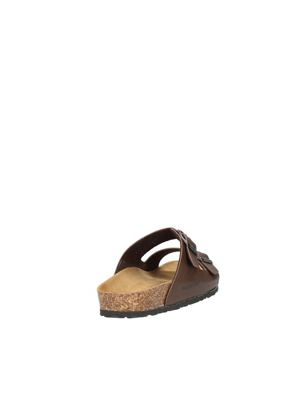 VALLEVERDE Slippers BROWN