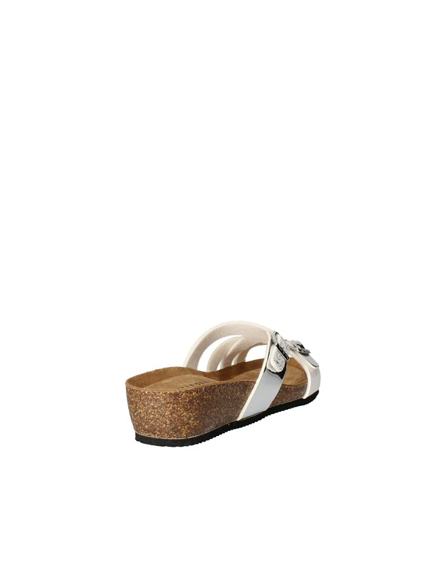 VALLEVERDE Slippers SILVER