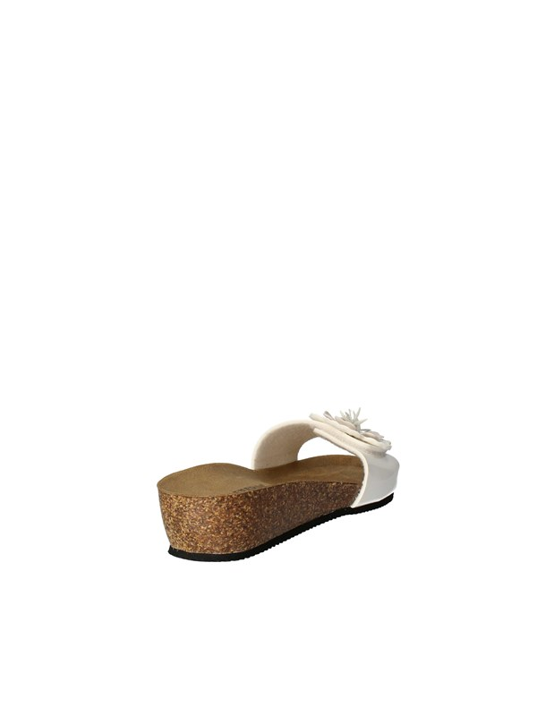 VALLEVERDE Slippers WHITE