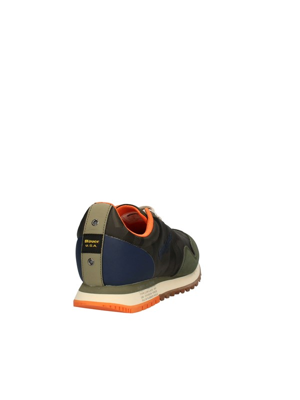 BLAUER Sneakers Low MILITARY GREEN