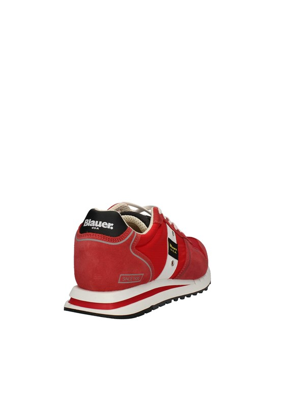 BLAUER Sneakers Low RED