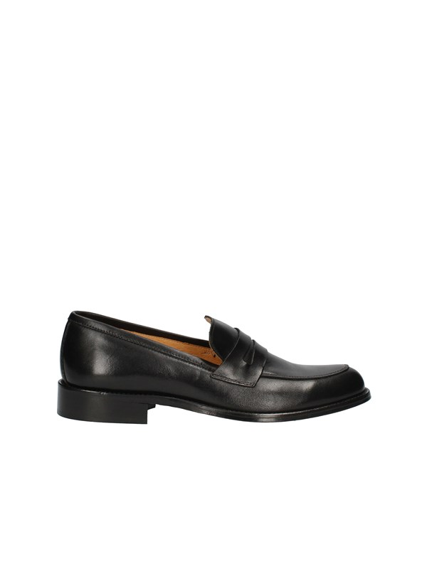 EXTON MEN'S LOAFERS BLACK