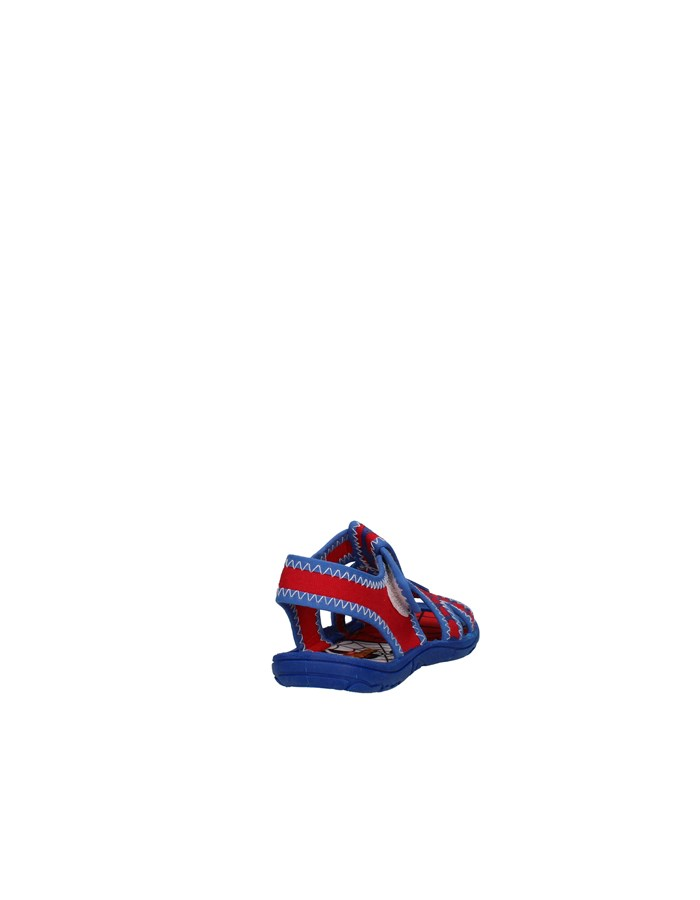 SPIDERMAN Sandals Low RED
