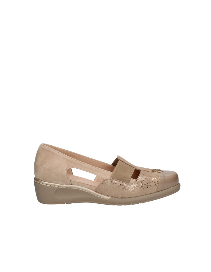 CONFORT Loafers CHAMPAGNE