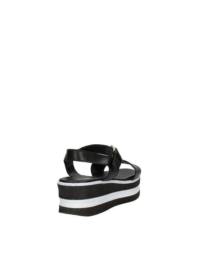 PREGUNTA Sandals with wedge