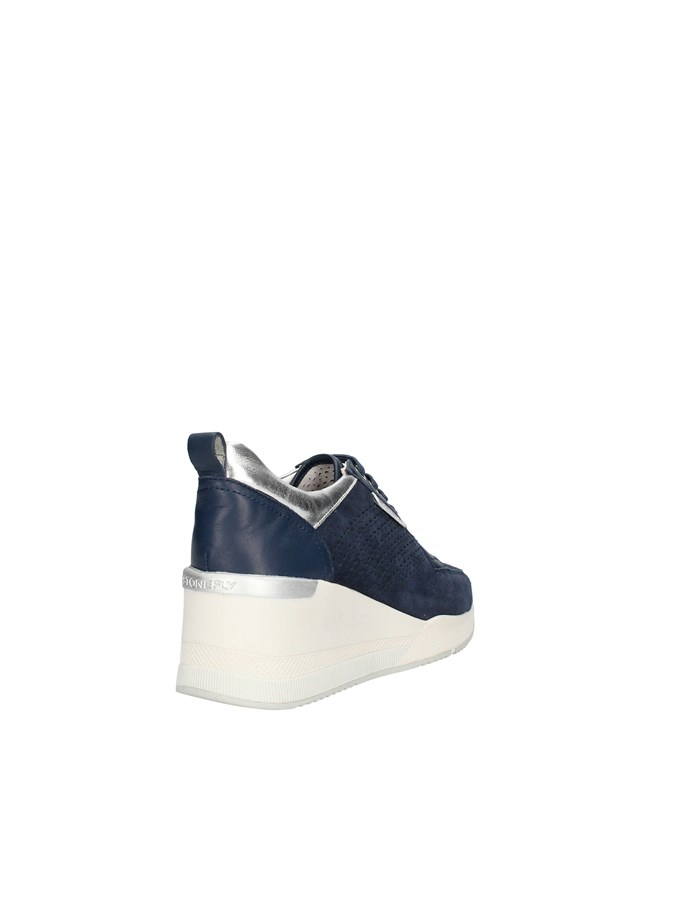 STONEFLY Sneakers with wedge